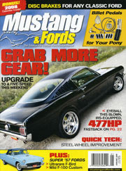 Mustang and Fords Magazine